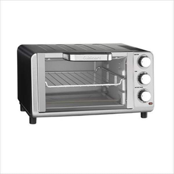 Cuisinart 0.35 cu.ft. Compact Toaster Oven Broiler-Toaster Oven-Parker Gwen