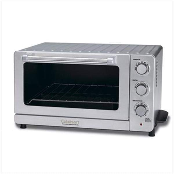 Cuisinart 0.6 cu.ft. Toaster Oven Broiler with Convection-Toaster Oven-Parker Gwen
