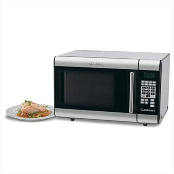 Cuisinart 1.0 cu.ft. Stainless Steel Microwave-Microwave-Parker Gwen
