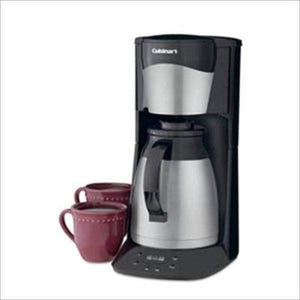 Cuisinart 12-Cup Automatic Brew & Serve Coffeemaker-Multi-Cup-Parker Gwen