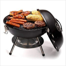 "Cuisinart 14"" Charcoal Grill, Black-Grill-Parker Gwen"
