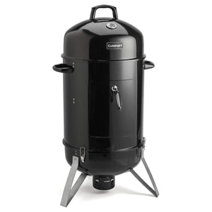 "Cuisinart 16"" Vertical 2-in-1 Charcoal Smoker & Grill-Grill-Parker Gwen"