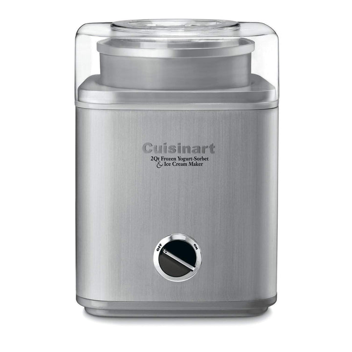 Cuisinart 2-Qt. Frozen Yogurt, Sorbet & Ice Cream Maker-Treat Maker-Parker Gwen