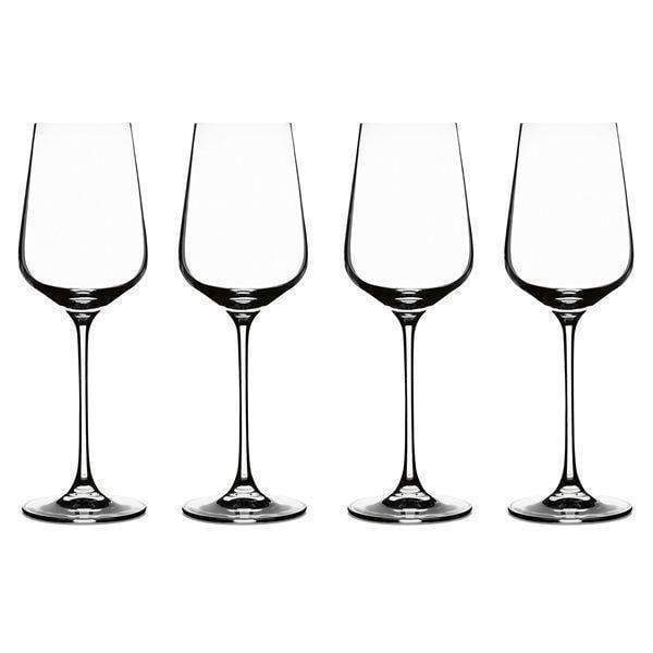 Cuisinart 4 Piece White Wine Glass Set-Wine & Beer-Parker Gwen