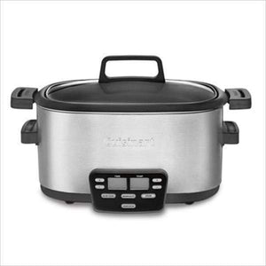 Cuisinart 6 Qt. Cook Central 3-in-1 Multi Cooker-Slow Cooker-Parker Gwen