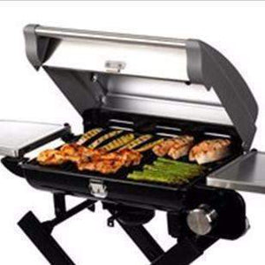 Cuisinart All Foods Roll-Away Gas Grill-Grill-Parker Gwen