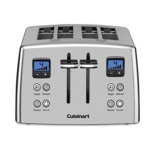 Cuisinart Countdown Metal 4 Slice Toaster-Toaster-Parker Gwen