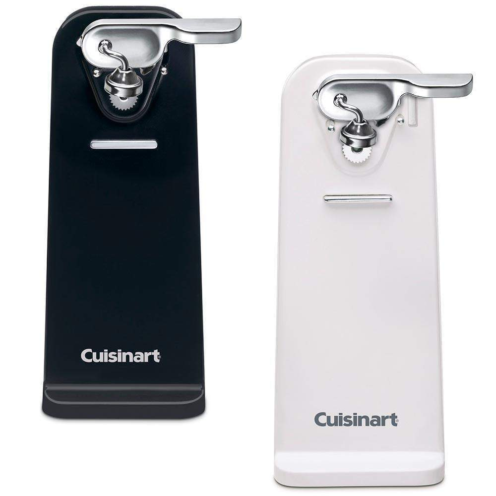 Cuisinart Deluxe Can Opener - Black or White - Parker Gwen