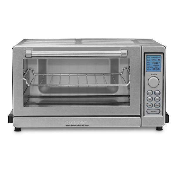 Cuisinart Deluxe Convection Toaster Oven Broiler - Parker Gwen