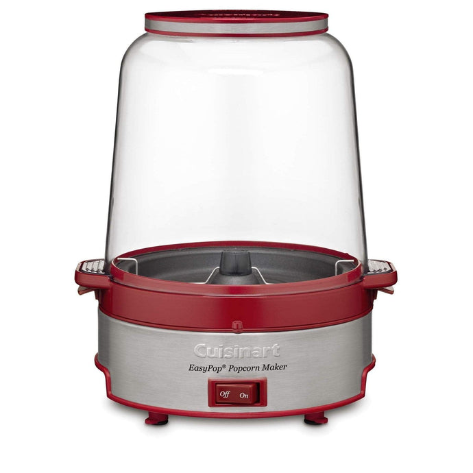 Cuisinart EasyPop Popcorn Maker-Red-Treat Maker-Parker Gwen