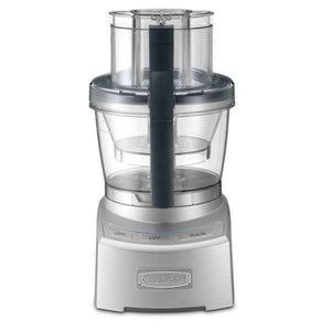 Cuisinart Elite Collection 12-Cup Food Processor-Brushed Chrome-Food Processor-Parker Gwen