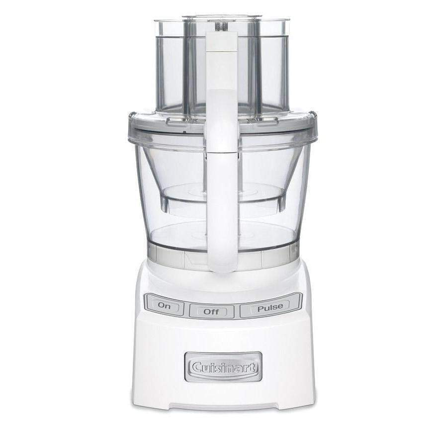 Cuisinart Elite Collection 12-Cup Food Processor-White-Food Processor-Parker Gwen
