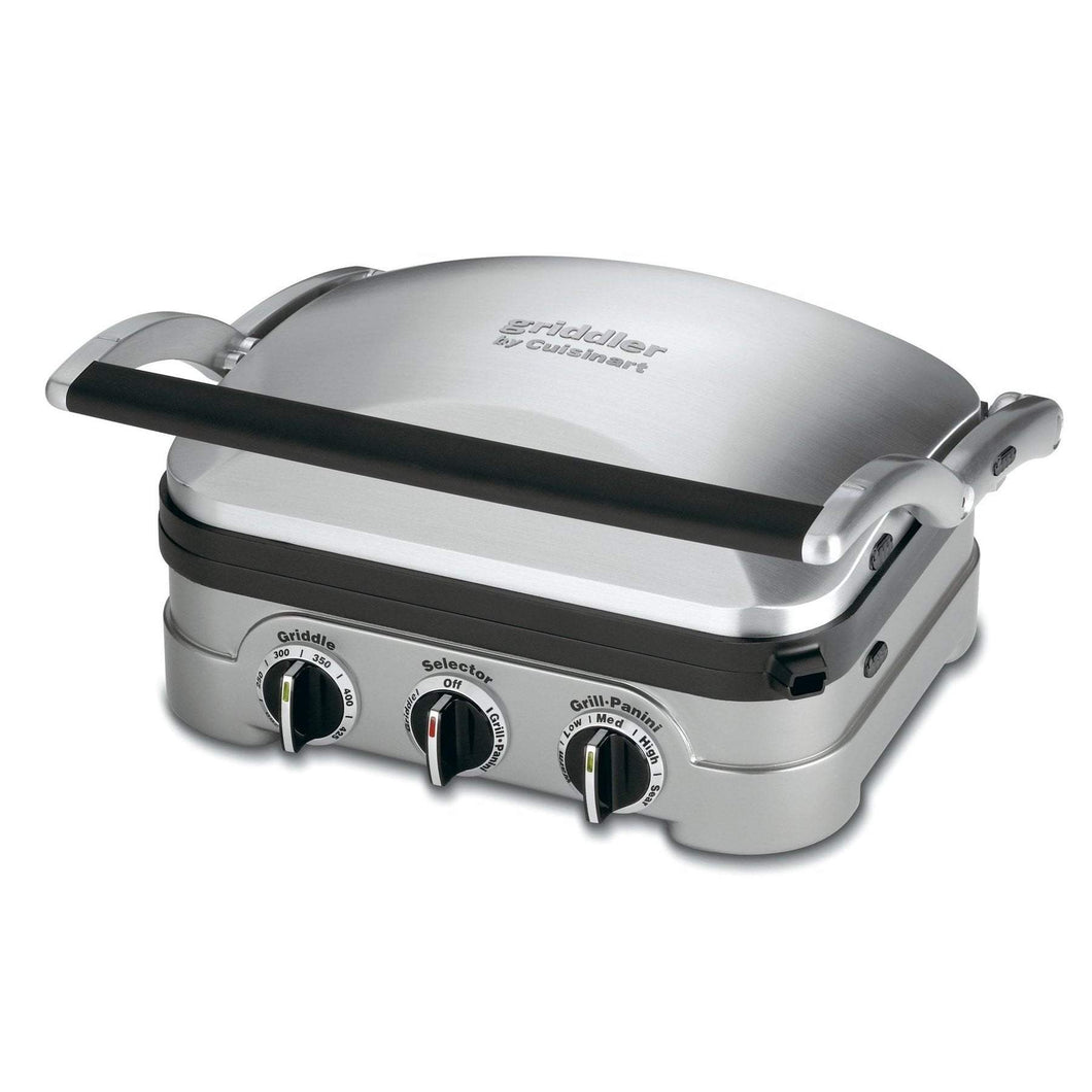 Cuisinart Griddler Griddle-Breakfast Maker-Parker Gwen