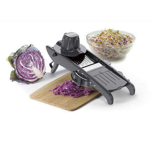 Cuisinart Mandoline Slicer with 5 Cutting Options-Black or Graphite - Parker Gwen