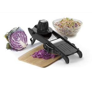 Cuisinart Mandoline Slicer with 5 Cutting Options-Black or Graphite-Utensil-Parker Gwen