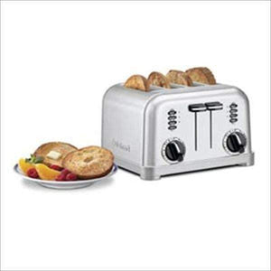 Cuisinart Metal Classic 4-Slice Toaster - Parker Gwen