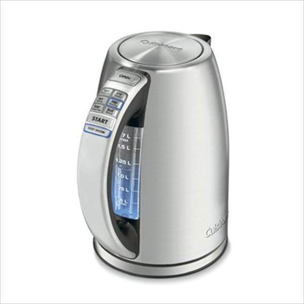 Cuisinart PerfecTemp Cordless Electric Programmable Kettle-Multi-Cup-Parker Gwen