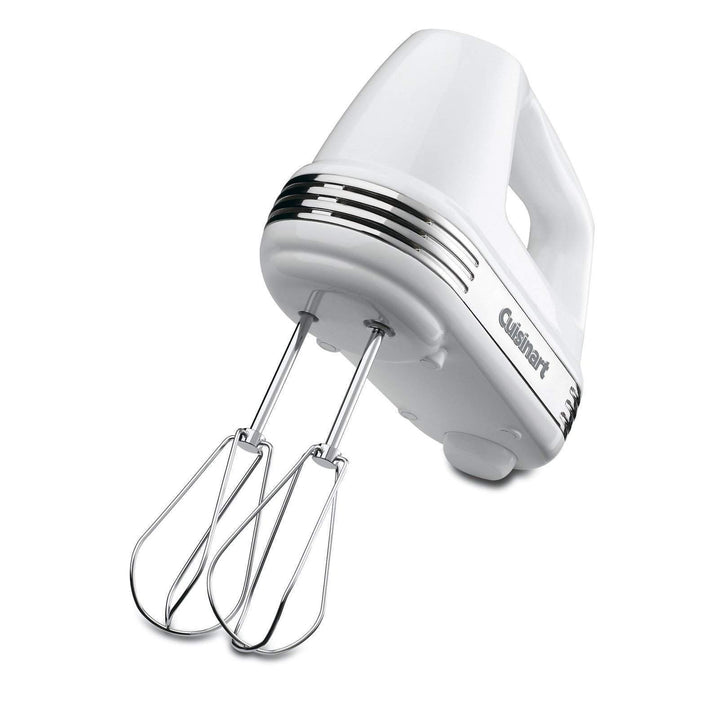 Cuisinart Power Advantage 5-Speed Hand Mixer-White - Parker Gwen