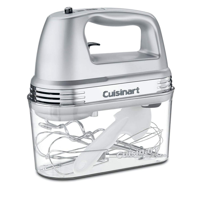Cuisinart Power Advantage Plus 9-Speed Hand Mixer with Case: Chrome - Parker Gwen