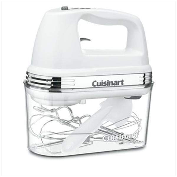 Cuisinart Power Advantage Plus 9-Speed Hand Mixer with Case - Parker Gwen