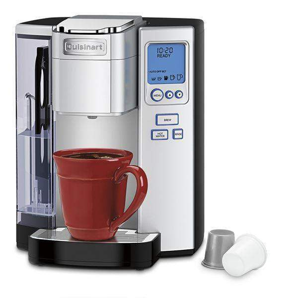 Cuisinart Premium Single-Serve Coffeemaker-Single Serve-Parker Gwen