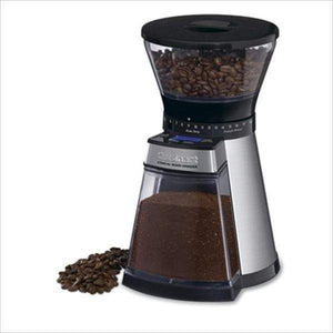 Cuisinart Programmable Conical Burr Mill Coffee Grinder - Parker Gwen