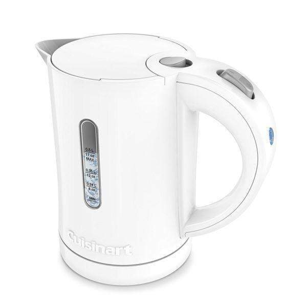 Cuisinart Quickettle-White-Multi-Cup-Parker Gwen