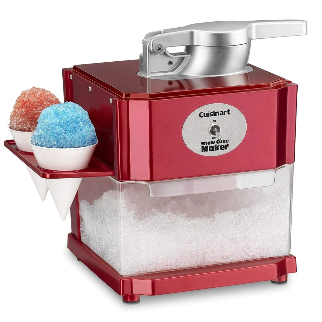 Cuisinart Snow Cone Maker-Treat Maker-Parker Gwen