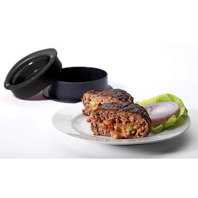 Cuisinart Stuffed Burger Press-Grilling Tool-Parker Gwen