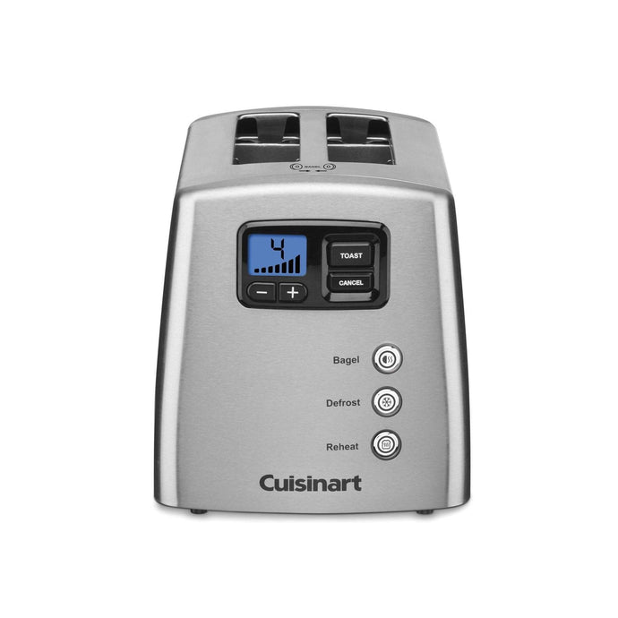 Cuisinart Touch to Toast Leverless 2-Slice Toaster-Toaster-Parker Gwen