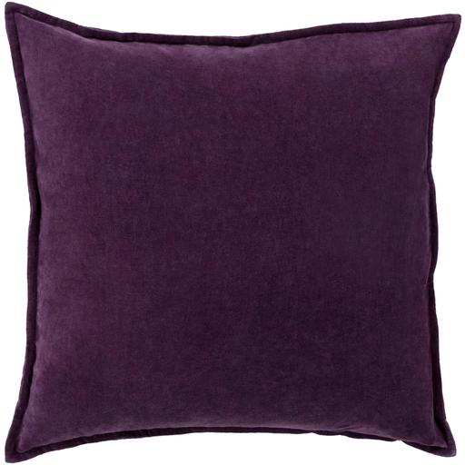 THE VELVET THROW PILLOW: 18