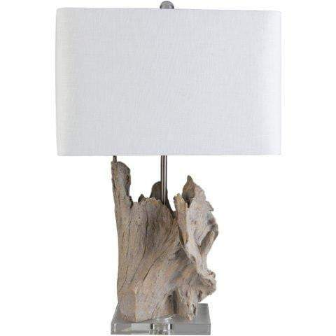 Darby Driftwood Table Lamp - Parker Gwen