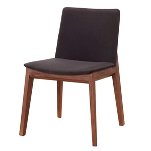 Deco Dining Chair (Black) - Set of 2 - Parker Gwen
