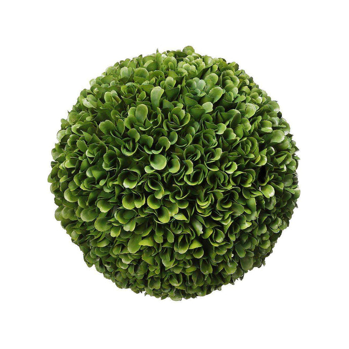 Decorative Boxwood Topiary Inspired Ball-Tabletop-Parker Gwen