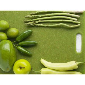 EcoSmart PolyFlax Recycled Cutting Board (Green) - Parker Gwen