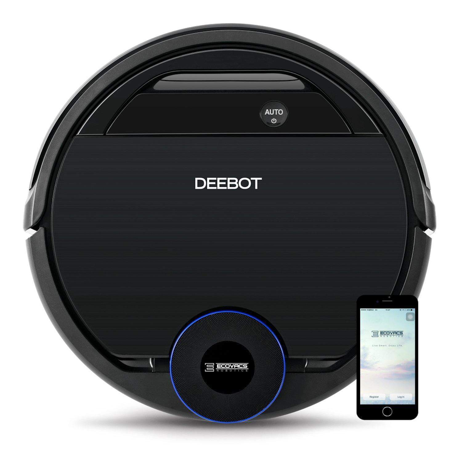 Ecovacs DEEBOT OZMO 930 Robotic Vacuum and Mop Cleaner-Robotic Vacuum-Parker Gwen