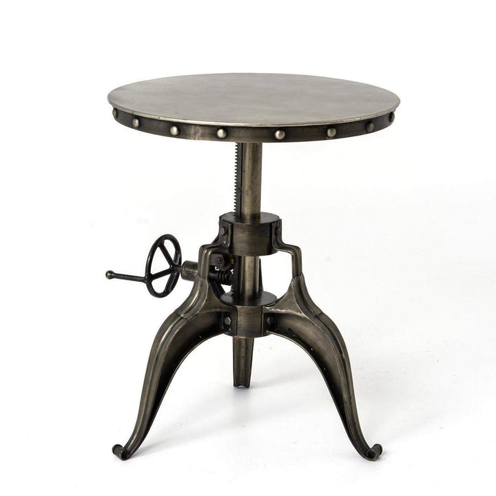 "Element Collection Crank 22"" End Table - Parker Gwen"