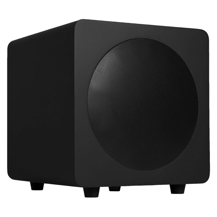 Kanto SUB8 8-inch Powered Subwoofer (Matte Black)