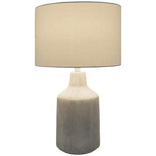 Foreman Table Lamp (Ivory) - Parker Gwen