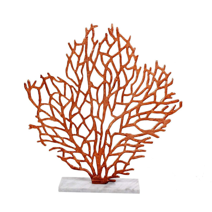 Foliage Table Sculpture - Bronze-Tabletop-Parker Gwen