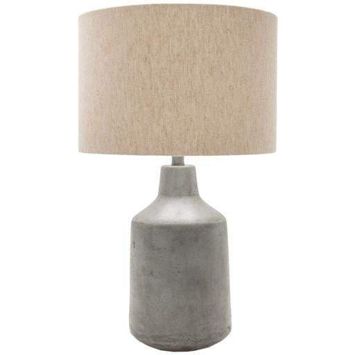 Foreman Table Lamp (Grey) - Parker Gwen