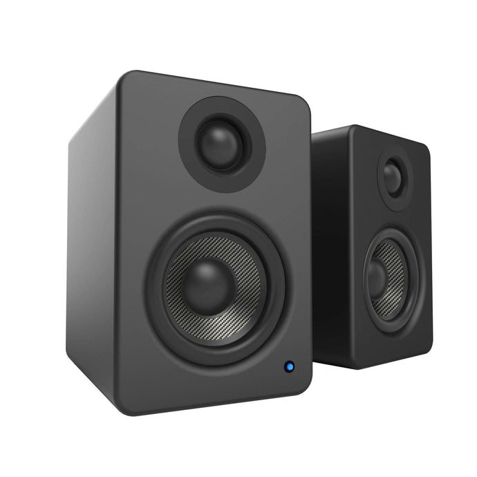 Kanto YU2 Powered Desktop Speakers (Matte Black)