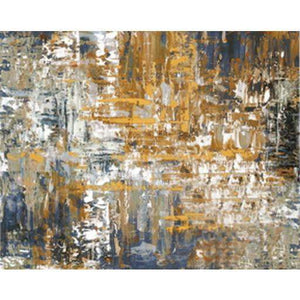 Fragments Abstract Print Wall Art - Parker Gwen