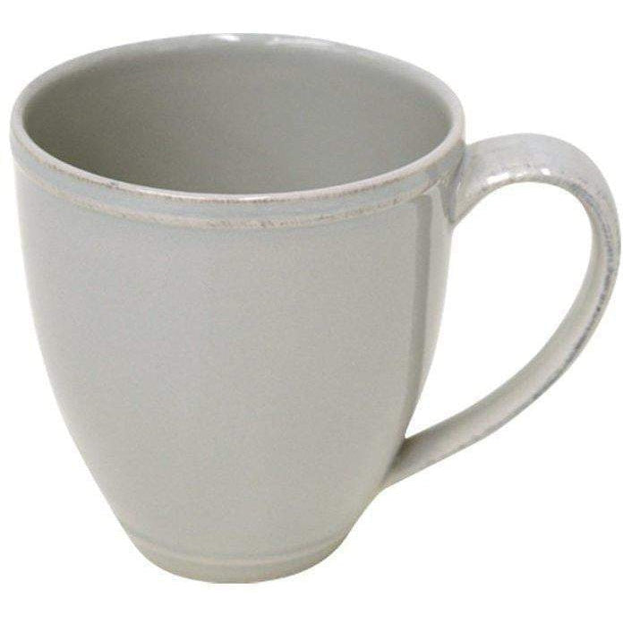 Friso Dining Collection Mug (Set of 6): Grey - Parker Gwen