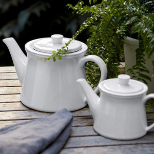 Friso Dining Collection Tea Pot (Two Sizes) - Parker Gwen