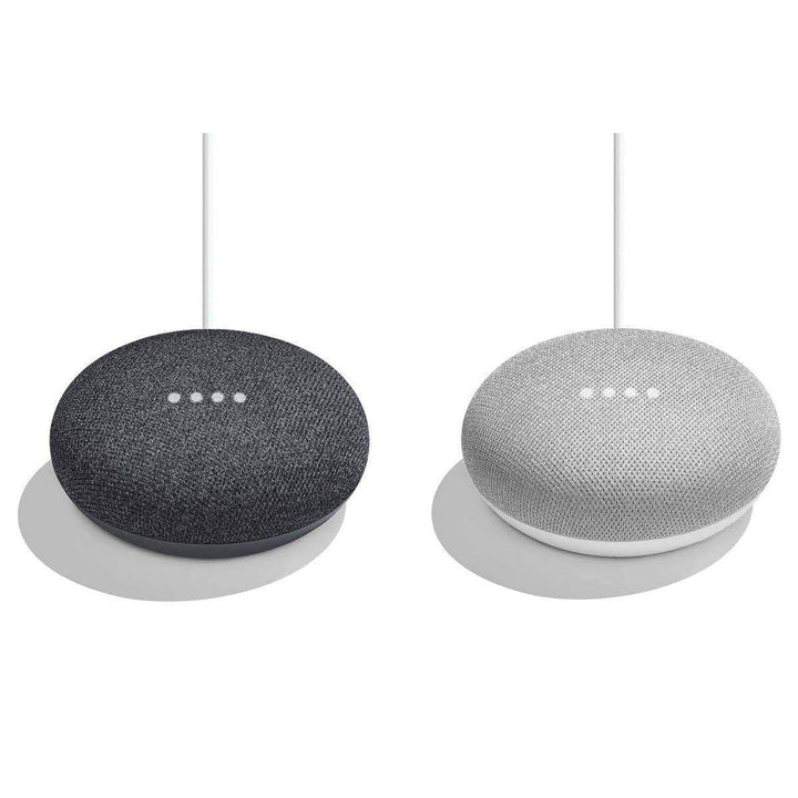 Google Home Mini: Chalk or Charcoal - Parker Gwen