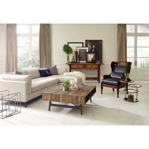 Grammercy 2-Piece Left or Right Arm Facing Chaise Sectional: Bennett Moon - Parker Gwen