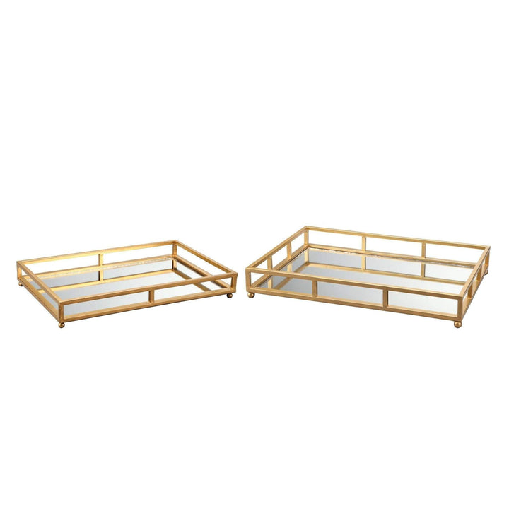 Rectangle Grid Tray (Set of 2) - Parker Gwen