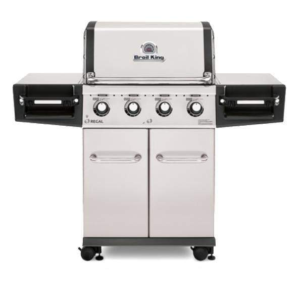 Broil King Regal S420 Pro Stainless Steel Grill (Natural Gas or Propane)