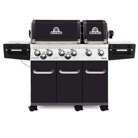 Broil King REGAL™ XL PRO Black GRILL (NATURAL GAS OR PROPANE)